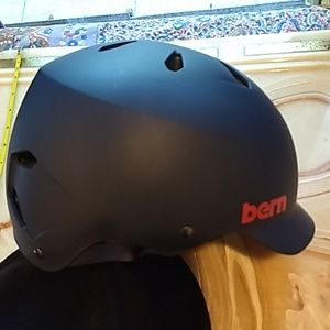 BERN unlimited WATTS EPS Summer Helmet XXL